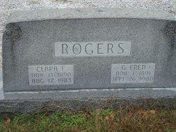Clara E. Rogers