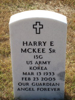 Sgt Harry E. McKee, Sr