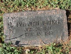 Eva Jane <I>Murray</I> Walker