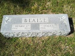 Lola L. <I>Smith</I> Blaise