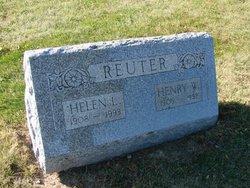 Helen Louise <I>Rhode</I> Reuter