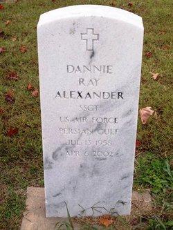 Danny Ray Alexander