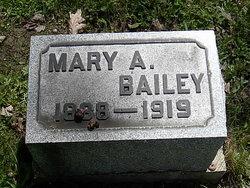 Mary Ann Russell <I>Ticknor</I> Bailey