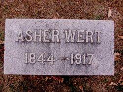 Asher Wert
