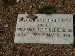 George Roland Childress