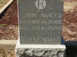 Nancy D. Kuykendall