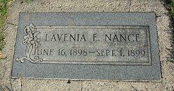 Lavenia Emma Nance