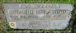 Edmund McLatchie