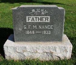 General Frances <I>Marion</I> Nance