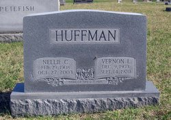 Nellie Catherine <I>Shuler</I> Huffman