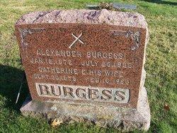 Alexander Burgess