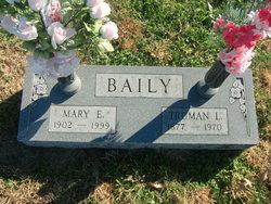 Mary Elizabeth <I>Rock</I> Baily