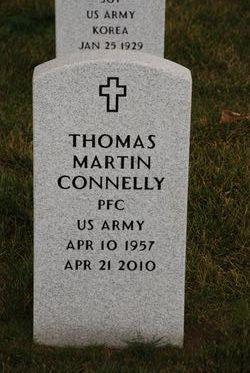Thomas Martin Connelly