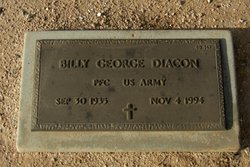 Billy George Diacon