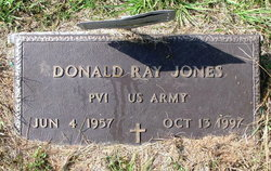 "Donald Ray ""Duck"" Jones"