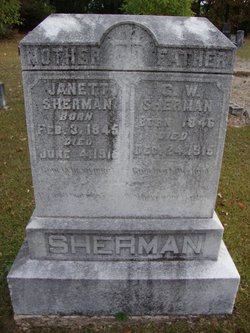 G. W. Sherman