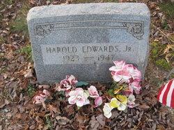 Harold Edwards, Jr