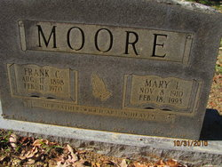 Mary L Moore