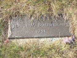 Bruce M Boatwright