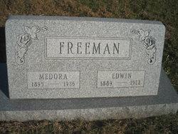 Hilda M  I  Medora Carlson Freeman (1895-1986) - Find A
