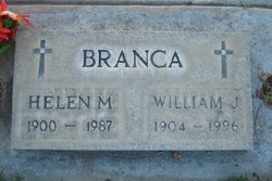 Helen Marie <I>Johnston</I> Branca
