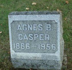 Agnes Belle <I>Ross</I> Casper