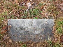 Ernest E Carnes