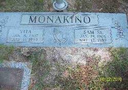 Sam Monakino, Sr