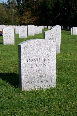 Orville Kenneth Sloan