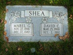 Mabel G <I>Armagost</I> Shea