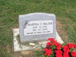 Martha <I>Canning</I> Balzer