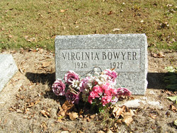 Virginia Sarah Bowyer