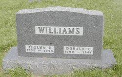 Thelma Kate <I>Hawk</I> Williams