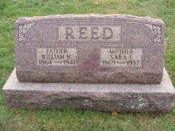 Sara E <I>Stahl</I> Reed