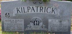 Mae <I>McHan</I> Kilpatrick