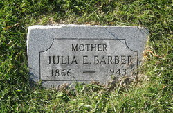 Julia Etta <I>Rexford</I> Barber