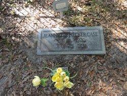 Jeanette Evangeline <I>Hecker</I> Case