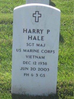 """Harry Pearson """"Jack"""" Hale, Jr"""