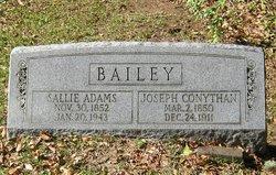 Sallie Adams Bailey