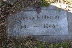 Leonard A Wallin