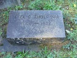 Axel G. Anderson