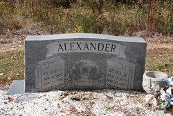 "Leora ""Bessie"" <I>Bell</I> Alexander"