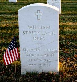 William Strickland Dees