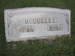 Minnie Dosery <I>Kirby</I> McCulley
