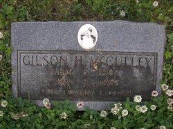 Gilson H McCulley