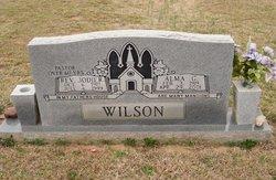 Alma Louise <I>Guy</I> Wilson