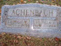 Estella Florence <I>Spannuth</I> Achenbach