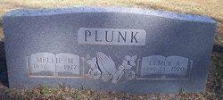 Mellie Mae <I>Tate</I> Plunk