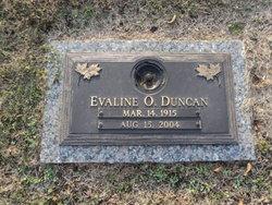 "Evaline Ochs ""Evie"" Duncan"