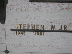 Stephen Warren Bailey, Jr